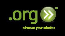 Logo Extension nom de domaine ORG