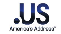 Logo Extension nom de domaine US